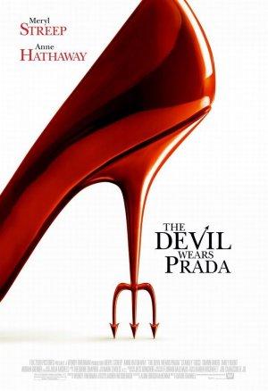 The Devil Wears Prada, fashion, make over, transformation